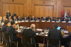 Minister Inam Karimov attends 12th Berlin Agriculture Ministers' Conference