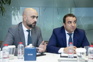 The possibility of export of Azerbaijani agricultural products to the United Arab Emirates was discussed