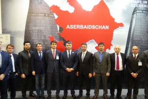 Azerbaijani products displayed at 85th International Green Week in Berlin